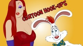 Cartoon Hook-Ups: Roger and Jessica Rabbit