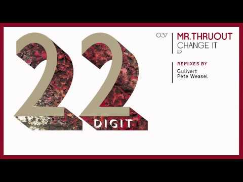 Mr Thruout - Change It (Pete Weasel Remix) (22DIGIT037)