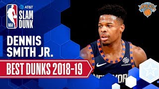 Dennis Smith Jr's Best Dunks of the Season | 2019 AT&T Slam Dunk Participant