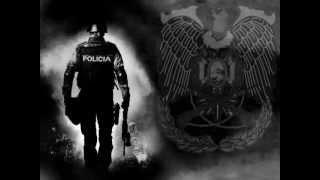 Banda De La Policia Boliviana - Himno Al Policia.avi