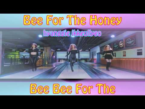 Luna, Hani, Solar - Honey Bee [Karaoke]