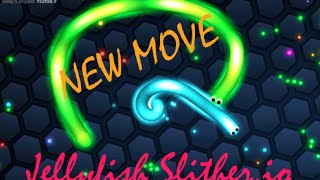Slither.io #6- NEW MOVE/ A SIGN that you're MLG