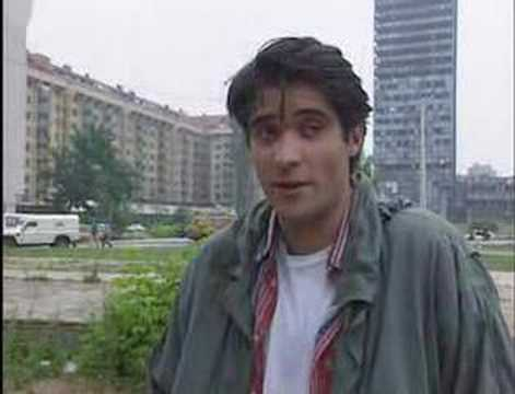 Welcome to Sarajevo Extra interview