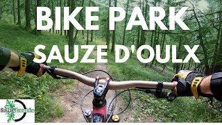 Ecco come mi rilasso!! - Bike Park Sauze d'Oulx - Free Ride