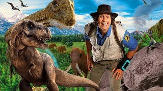 Andy's Dinosaur Adventures | Find out More About Dinosaurs | Kids Game Zone