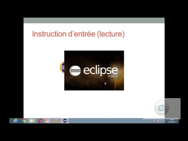 Java : Instruction d'entrée ( la Classe Scanner )
