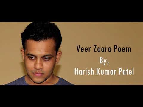 Veer Zaara Poem (short Cover) By Harish Kumar Patel