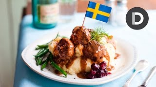 Swedish Meatballs Feat. Swedish Granny!