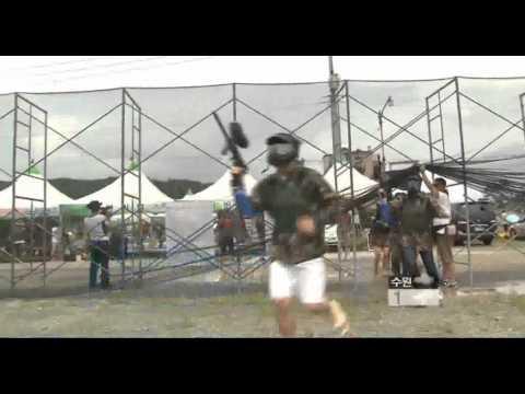 2012 레저스포츠 페스티벌 뉴스광장1부 (2012.07.16)