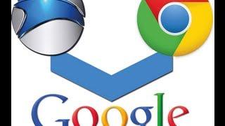 Google als Standardsuchmaschine in Iron (Chrome) festlegen