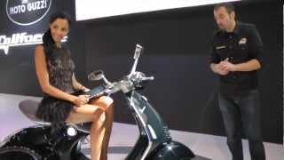 En direct de Milan EICMA 2012 : Vespa 946, le must have du scooter !