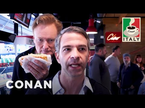 Jordan Schlansky's Italian Autogrill Lesson