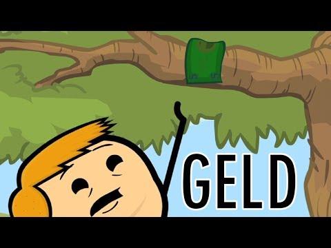 SCHEISSE GELAUFEN - Cyanide & Happiness - Stuck (German/Deutsch)