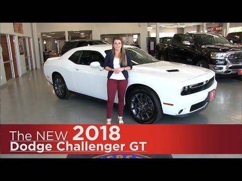 New 2018 Dodge Challenger GT - Minneapolis, Elk River, Coon Rapids, St Paul, St Cloud, MN - Review