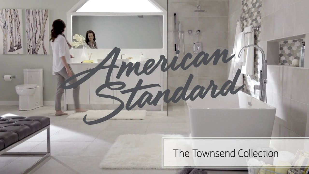 American Standard Townsend Collection of Bathroom Faucets