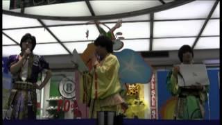 K盛隊 華組 神戸学検定テキスト発表イベント 2012/07/25