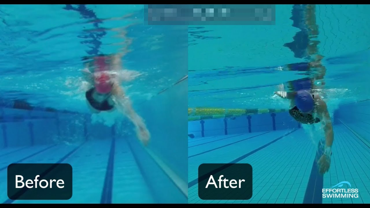 how to swim 20 seconds faster per 100m youtube