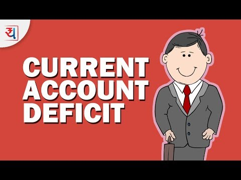 What is Current Account Deficit? | Current Account Deficit calculation with example | CAD financing