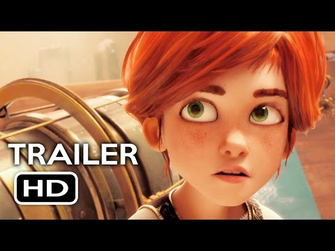 Thumbnail: Leap! Official Trailer #1 (2017) Elle Fanning, Maddie Ziegler Animated Movie HD