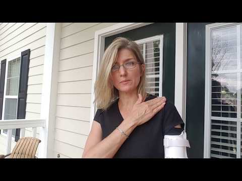 BEMER Testimony Broken Arm Bone