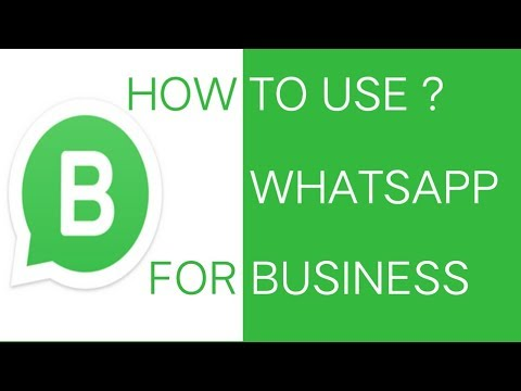 How to use Whatsapp for small Business step by step guidance  in Tamil