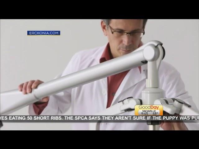 The Erchonia FX 635 Laser Zaps Away Chronic Low Back - KMAX Good Day Sacramento