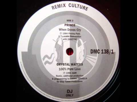 Crystal Waters -- 100% Pure Love (Danny Tenaglia Remix) .wmv
