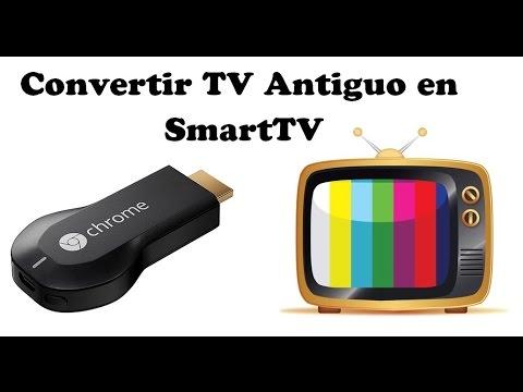 Cómo convertir un Televisor antiguo en SmartTV | Somos Android