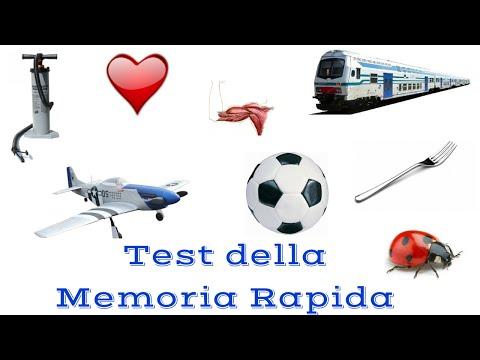 Test della Memoria Rapida