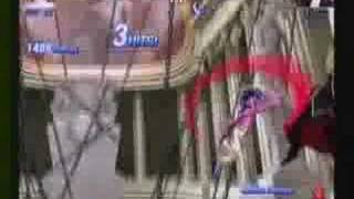 いぬ(ワルク)vs紅零(ワラキア)2