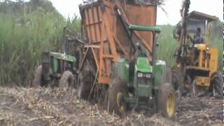 Trelleborg Agriculture Radial Tyre Sugar Cane Indonesia 2010