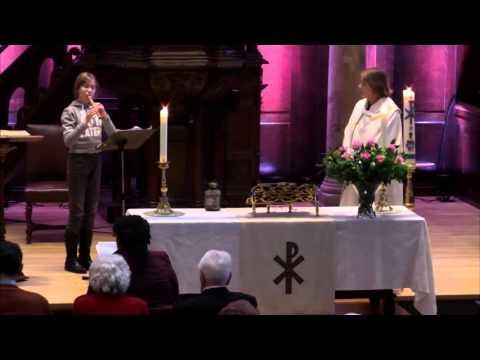 Kerstochtend - Lutherse Gemeente Amsterdam