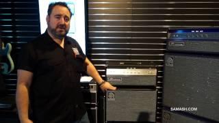 Ampeg Svt-112av Bass Speaker Cabinet - Namm 2014