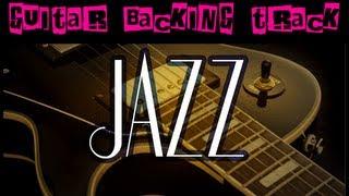 John Coltrane style Guitar Backing Track (Em/E) | 170 bpm - MegaBackingTracks