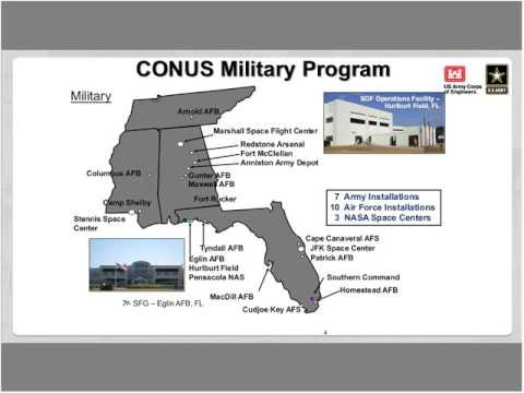 US Army Corps of Engineers, Mobile District, Overview: Feb 1