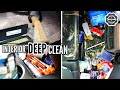 Deep Cleaning a Girl's DIRTY TRUCK | Nasty Carpet Cleaning and Satisfying Car Detailing!