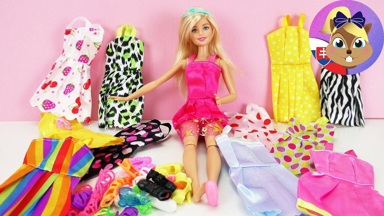 816e2a359fcf Barbie módna prehliadka
