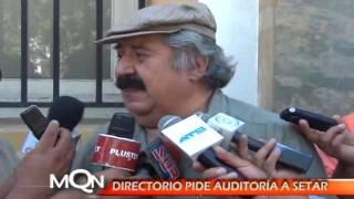 DIRECTORIO PIDE AUDITORIA A SETAR