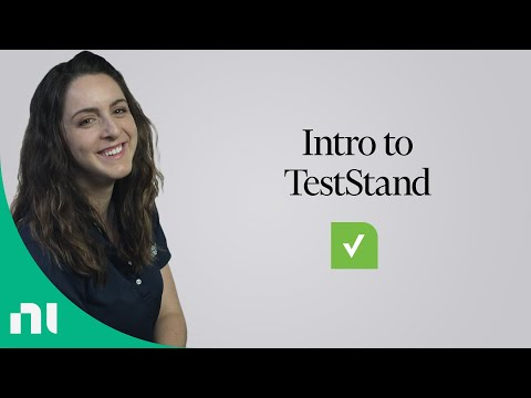 Introduction to the TestStand Environment