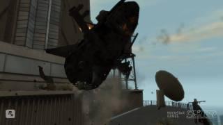 GTA IV grenade throw