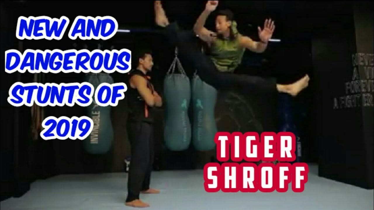 Download Tiger Shroff All stunt, kick and fight    Tiger Shroff stunts   Tiger Shroff real kick