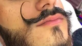 Top 10 Hair cut Style with mustache for young men 2018 l New Fancy Lifestyle