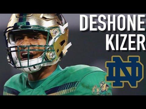 Deshone Kizer || Official Notre Dame Highlights