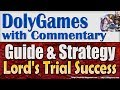 Wartune Guide & Strategy Lord's Trial Success Tips & Tricks
