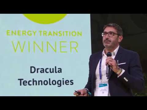 Energy from ambient light & printed solar cells | Dracula Technologies | HT Summit 2017