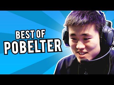 Best of Pobelter | 200 IQ Mid - League of Legends