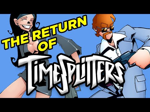 Timesplitters Sequel FINALLY Confirmed Alongside Saints Row 5