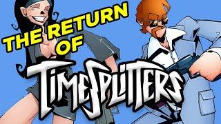 Timesplitters Sequel FINALLY Confirmed Alongside Saints Row 5