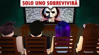NUNCA JUEGUES AL JUEGO DEL MIEDO EN ROBLOX... | Saw Game
