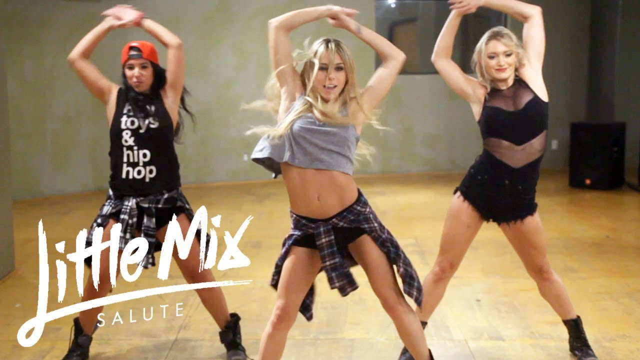 Little Mix - Salute (Dance Tutorial) | Mandy Jiroux